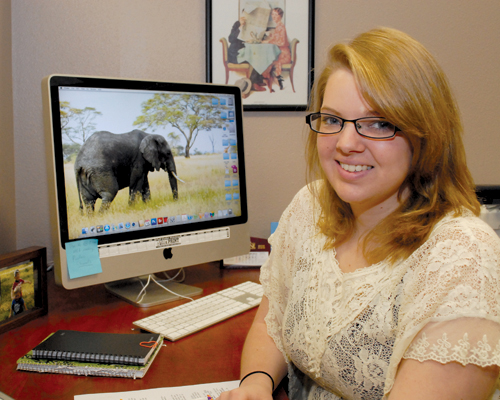 Kelsey CrouseMobridge Tribune summer intern